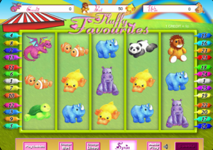 Fluffy Favourites slot game