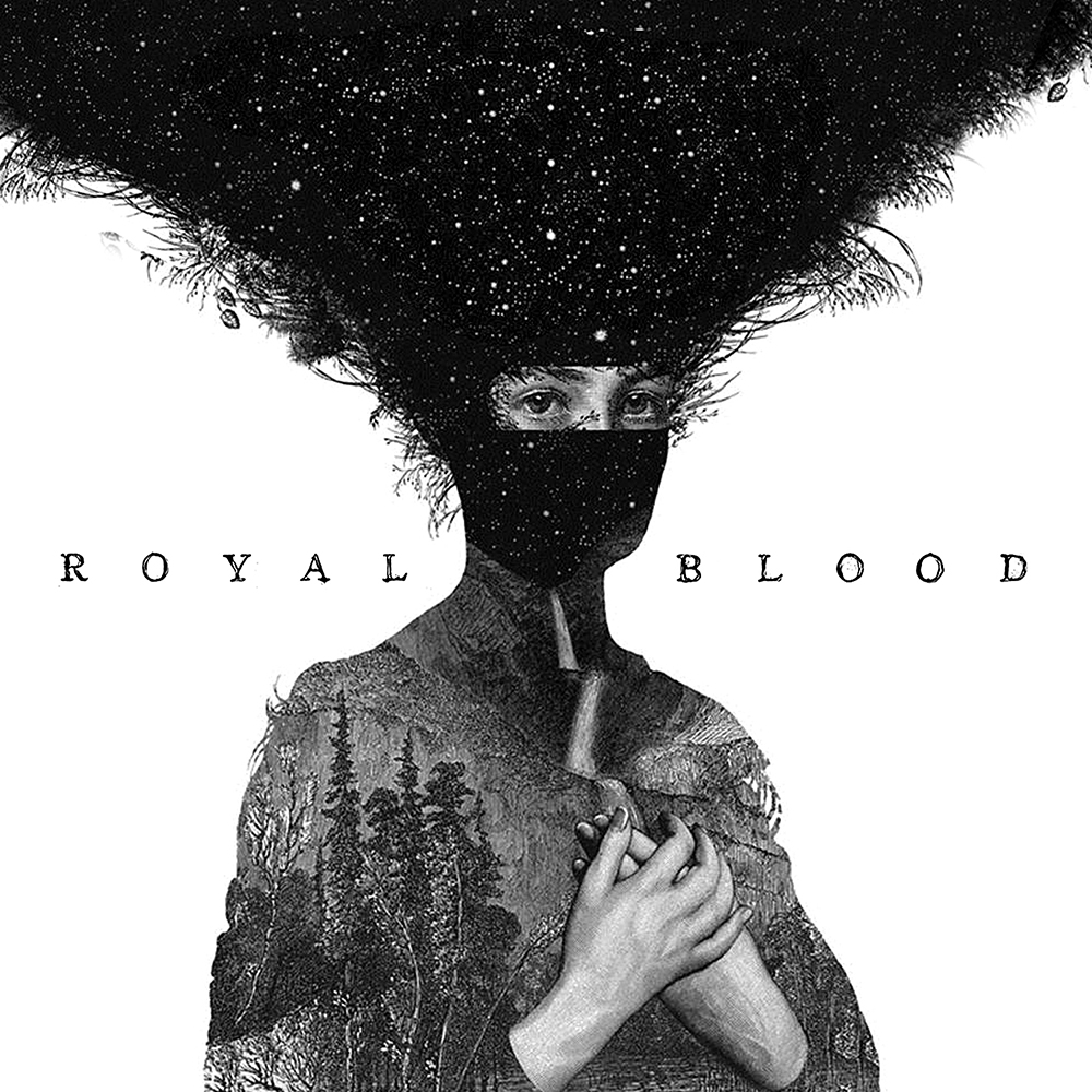 Royal Blood's Debut Album Cover