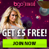 Win Club Membership This Week With bgo Bingo