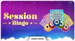 session bingo