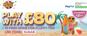 Get So Much More At Sugar Bingo