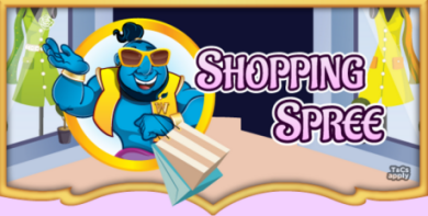 wishb shoppingspree