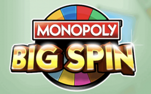 Play New Monopoly Big Spin At Gamesys Brands