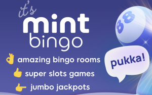 Brand New Mint Bingo Is A Fresh-Looking Site For 2020